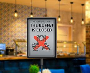 Buffet (Poster)