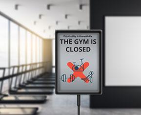 Gym (Foam)