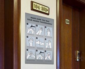 How to Handwash Poster