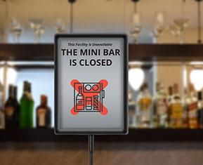 Mini-bar (Poster)
