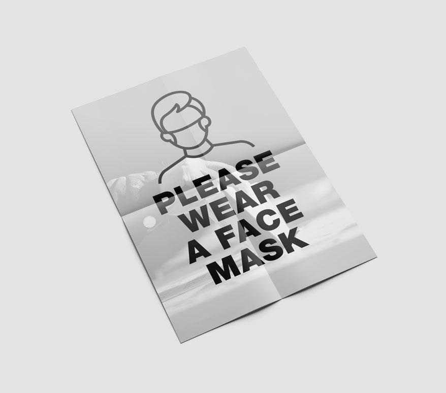 Face Mask Posters