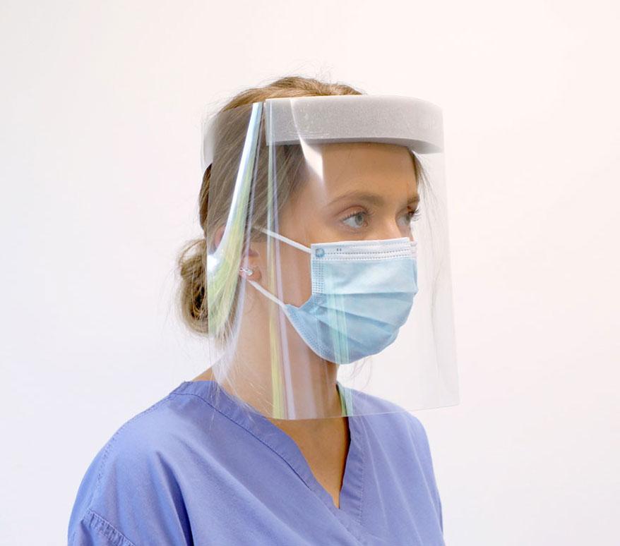 Visors with Foam Headband