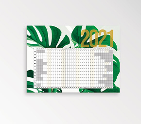 Route 1 Print | Wall Planners