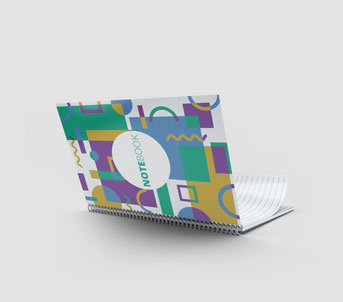 Route 1 Print | Notebooks