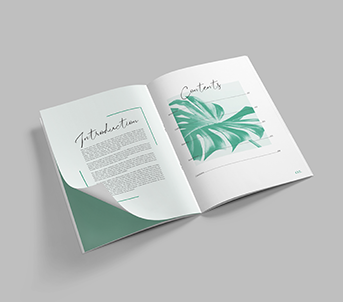 Route 1 Print | Express Stapled Booklets